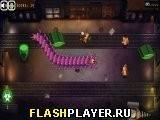 Игра Сумасшедший инопланетянин – змейка - играть бесплатно онлайн