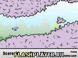 Игра Торопливая птица - играть бесплатно онлайн