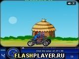 Игра Мотогонка и сложение - играть бесплатно онлайн