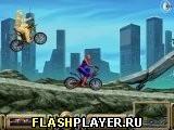 Игра Человек паук против песочного человека - играть бесплатно онлайн