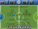 Игра Гравитация и футбол - играть бесплатно онлайн