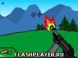Игра Стрельба по тарелочкам - играть бесплатно онлайн