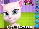 Игра Анжела в спа - играть бесплатно онлайн