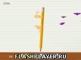 Игра Карандаш - играть бесплатно онлайн