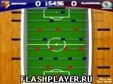 Игра Реальный настольный футбол - играть бесплатно онлайн