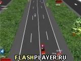 Игра Красный гонщик - играть бесплатно онлайн