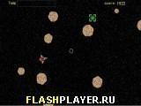 Игра Уклонение от астероидов - играть бесплатно онлайн