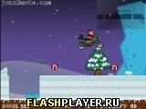 Игра Кросс Санты - играть бесплатно онлайн