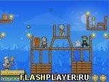 Игра Зомби режим - играть бесплатно онлайн