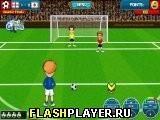 Игра Сумасшедший чемпионат по футболу - играть бесплатно онлайн