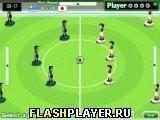 Игра Футбол фигурками - играть бесплатно онлайн