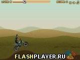 Игра Мотоцикл-внедорожник – классика - играть бесплатно онлайн