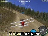 Игра Гонка на самолётах 2 - играть бесплатно онлайн