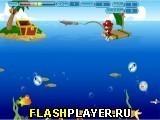Игра Рыбный пират - играть бесплатно онлайн