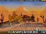 Игра Паровоз на Диком Замаде - играть бесплатно онлайн