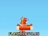Игра Рождественская башня - играть бесплатно онлайн