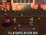 Игра Дави зомби 2 - играть бесплатно онлайн