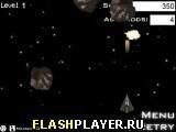 Игра Поле астероидов - играть бесплатно онлайн