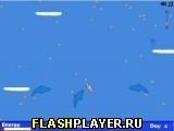 Игра Раздражающие акулы - играть бесплатно онлайн