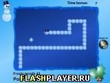 Игра Морозная змейка - играть бесплатно онлайн