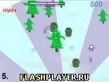 Игра Лыжный бегун - играть бесплатно онлайн