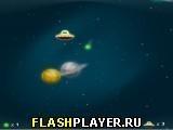 Игра Сумасшедшие НЛО - играть бесплатно онлайн
