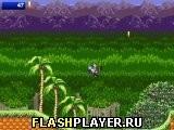 Игра Соника из пушки 2 - играть бесплатно онлайн