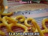 Игра Спасите чизбургер - играть бесплатно онлайн