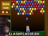 Игра Дробилка шариков - играть бесплатно онлайн