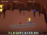 Игра Невезучий шахтёр - играть бесплатно онлайн