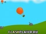 Игра Доставка на воздушном шаре - играть бесплатно онлайн