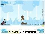 Игра Собери бананы - играть бесплатно онлайн