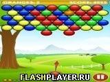 Игра Пузырьки и апельсин - играть бесплатно онлайн