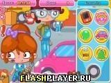 Игра Озорничаем в автосервисе - играть бесплатно онлайн