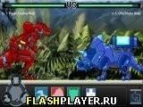Игра Битва роботов динозавров - играть бесплатно онлайн