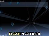 Игра Геометрическая орбита - играть бесплатно онлайн