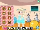 Игра Ленивая Эльза худеет - играть бесплатно онлайн