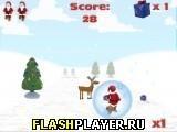 Игра Развлечение Санты - играть бесплатно онлайн