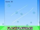 Игра Отскочи от квадратов - играть бесплатно онлайн