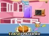 Игра Торт-бабочка на день рождения - играть бесплатно онлайн