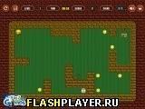 Игра Пакман идёт домой - играть бесплатно онлайн