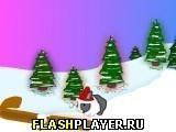 Игра Спасите кролика – Новогодняя версия - играть бесплатно онлайн