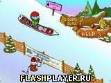 Игра Проблемный снеговик - играть бесплатно онлайн