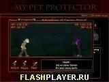 Игра Питомец-защитник - играть бесплатно онлайн