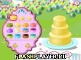 Игра Торт на день рождения Барби - играть бесплатно онлайн
