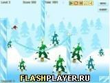 Игра Храбрый Санта - играть бесплатно онлайн