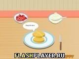 Игра Как приготовить клубничный торт - играть бесплатно онлайн