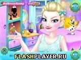 Игра Эльза идёт в среднюю школу - играть бесплатно онлайн