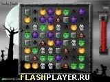 Игра Жуткие драгоценности - играть бесплатно онлайн