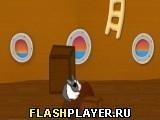 Игра Спасите кролика-пирата - играть бесплатно онлайн